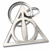 Harry Potter - Deathly Hallows Metal Keychain