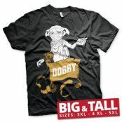 Harry Potter - Dobby Big & Tall T-Shirt, Big & Tall T-Shirt