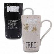Harry Potter Värmekänslig Lattemugg Dobby