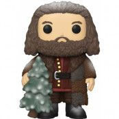 Funko POP! Harry Potter - Holiday Rubeus Hagrid