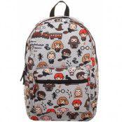Harry Potter - Chibi Art Backpack