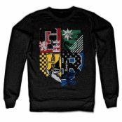 Harry Potter Dorm Crest Sweatshirt, Sweatshirt
