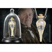 Harry Potter - Felix Felicis Pendant and Display