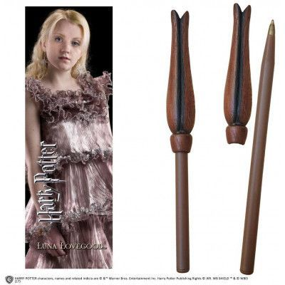 Harry Potter - Luna Pen & Bookmark