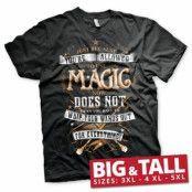 Harry Potter Magic Big & Tall T-Shirt, Big & Tall T-Shirt