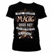 Harry Potter Magic Girly Tee, Girly Tee