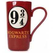 Harry Potter - Platform 9 3/4 Latte-Macchiato Mug