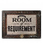 Harry Potter - Room of Requirement Tin Sign - 21 x 15 cm