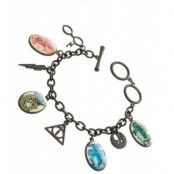 Harry Potter - Symbols Charm Bracelet