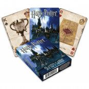 Harry Potter - Wizarding World Playing Cards
