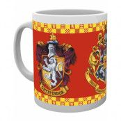 Licensierad Harry Potter Griffindor Kopp