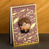 Harry Potters Värld Squishy A6 Anteckningsbok