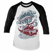 All Aboard The Hogwarts Express Baseball Long Sleeve Tee, Baseball Long Sleeve Tee