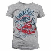 All Aboard The Hogwarts Express Girly Tee, Girly Tee
