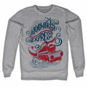 All Aboard The Hogwarts Express Sweatshirt, Sweatshirt