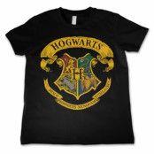 Black Friday - Harry Potter - Hogwarts Crest Kids T-Shirt, Kids T-Shirt