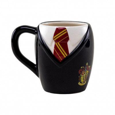 Harry Potter, 3D Mugg - Gryffindor Uniform
