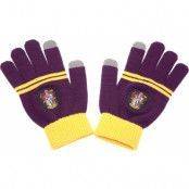 Harry Potter - E-Touch Gloves Gryffindor Purple