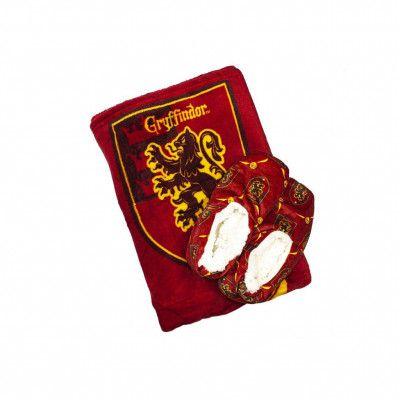 Harry Potter, Filt & Tofflor i Presentförpackning