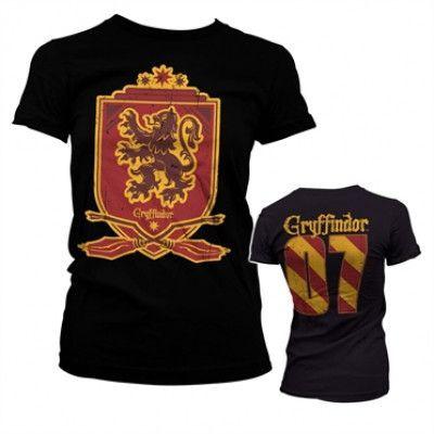 Harry Potter - Gryffindor 07 Girly Tee, Girly Tee