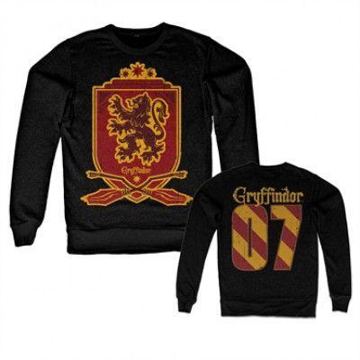 Harry Potter - Gryffindor 07 Sweatshirt, Sweatshirt