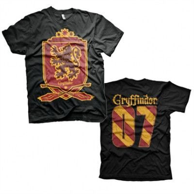 Harry Potter - Gryffindor 07 T-Shirt, Basic Tee