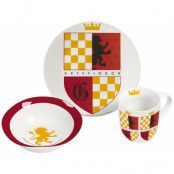 Harry Potter - Gryffindor Breakfast Set