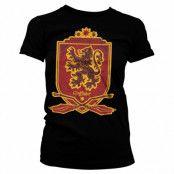 Harry Potter Gryffindor Dam T-shirt