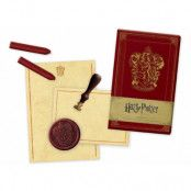 Harry Potter - Gryffindor Deluxe Stationery Set