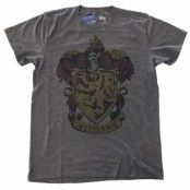 Harry Potter Gryffindor Dyed T-Shirt, Basic Tee