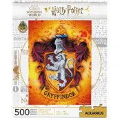 Harry Potter - Gryffindor Jigsaw Puzzle (500 pieces)