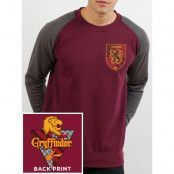Harry Potter - Gryffindor Long Sleeve Shirt