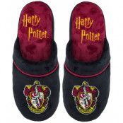 Harry Potter - Gryffindor Slippers Black