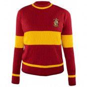 Harry Potter - Quidditch Sweater Gryffindor