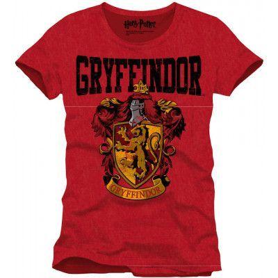Harry Potter - T-Shirt Gryffindor