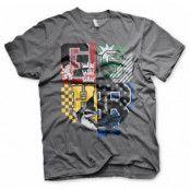 Harry Potter Dorm Crest T-shirt