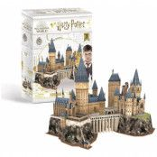 Harry Potter - Hogwarts Castle 3D Puzzle (197 pieces)