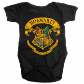 Harry Potter - Hogwarts Crest Baby Body, Baby Body