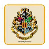 Harry Potter - Hogwarts Crest Coaster 6-pack