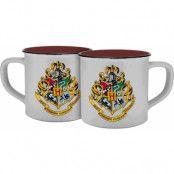 Harry Potter - Hogwarts Crest Mug