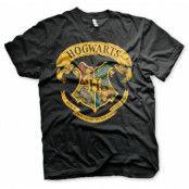 Harry Potter - Hogwarts Crest T-Shirt, Basic Tee