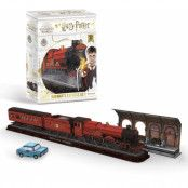 Harry Potter - Hogwarts Express 3D Puzzle Set (180 pieces)