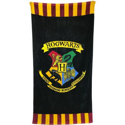 Harry Potter - Hogwarts Towel - 150 x 75 cm