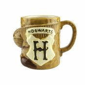 Harry Potter Mugg - Quidditch, 568 ml