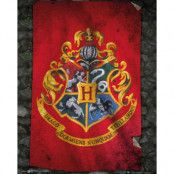 Harry Potter Poster Hogwarts Flagga