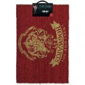 Harry Potter - Welcome to Hogwarts Doormat