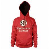 Hogwarts Express Platform 9-3/4 Hoodie, Hooded Pullover
