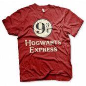 Hogwarts Express Platform 9-3/4 T-Shirt, Basic Tee