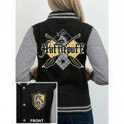 Harry Potter - Baseball Varsity Jacket Hufflepuff Quidditch
