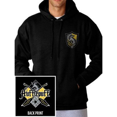 Harry Potter - House Hufflepuff Hooded Sweater